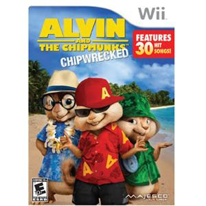 ROSENTHAL & ROSENTHAL INC. (MA 01751 WII ALVIN AND CHIPMUNKS CHIP-WRECKED