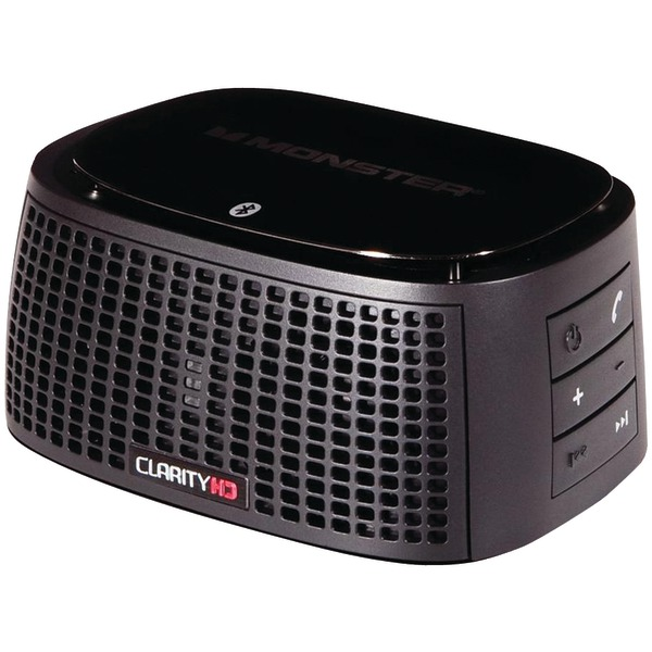Monster Power 129233 ClarityHD Bluetooth Speaker