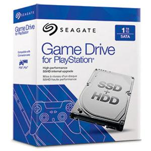 Seagate Retail STBD1000101 1TB Game Drive for PlayStation