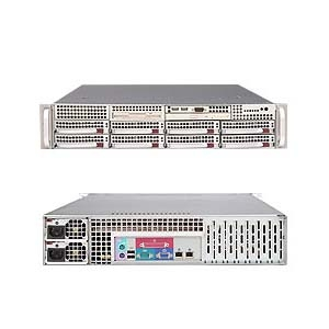 Supermicro Computer, Inc SYS-6025B-3RB Supermicro SuperServer 6025B-3RB Barebone System