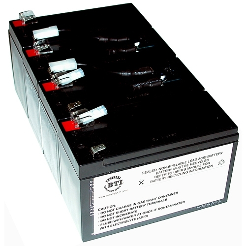 Battery Technology, Inc SLA8-BTI BTI UPS Replacement Battery Cartridge