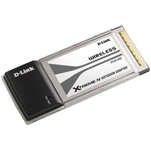 D-Link Systems, Inc DWA-652 D-Link Xtreme N DWA-652 Notebook Adapter