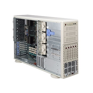 Supermicro Computer, Inc AS-4041M-T2RB Supermicro A+ Server 4041M-T2RB Barebone System