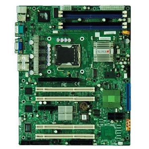 Supermicro Computer, Inc MBD-PDSM4+-O Supermicro PDSM4 Desktop Motherboard - Intel E7230 Chipset - Socket T LGA-775 - x Retail Pack