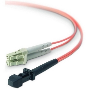 Belkin International, Inc F2F202L9-01M Belkin Fiber Optic Duplex Patch Cable