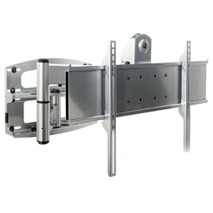 Peerless Industries, Inc PLA60UNLP-GS Peerless HG Series Articulating Wall Arm with Vertical Adjustment