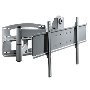 Peerless Industries, Inc PLAV60UNLP-GS Peerless HG Series Articulating Wall Arm with Vertical Adjustment