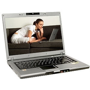 "Micro-Star International Co., Ltd M675-100 MSI 15.4"" Notebook - AMD Turion 64 X2 TL-56 1.80 GHz"