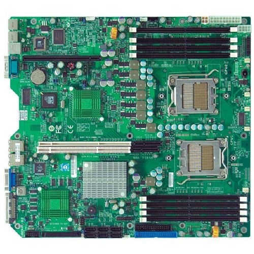 Supermicro Computer, Inc MBD-H8DMR-I2-O Supermicro H8DMR-i2 Server Motherboard - NVIDIA nMCP55 Pro Chipset - Socket F (1207) - x Retail Pack