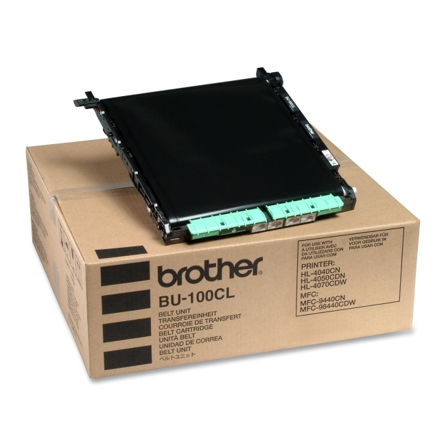 Brother Industries, Ltd BU100CL Brother Transfer Belt Kit for Printers