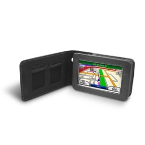 Garmin, Ltd 010-10987-00 Garmin Leather GPS Case
