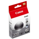 Canon, Inc 4546B001 Canon PGI-220 Black Ink Tank