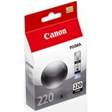 Canon, Inc 2945B004 Canon PGI-220 Black Ink Cartridge