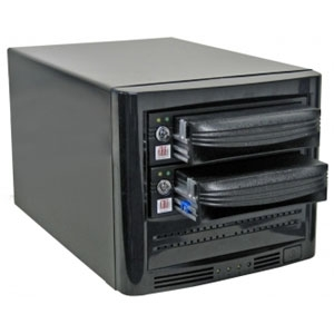 CRU Acquisitions Group, LLC 0023-7180-5220 CRU Hard Drive Enclosure