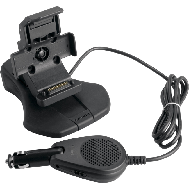 Garmin, Ltd 010-11025-01 Garmin Automotive Mount with Vehicle Power Cable