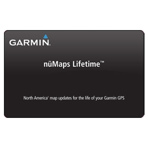 Garmin, Ltd 010-11269-00 Garmin nüMaps Lifetime North America Digital Map