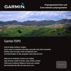 Garmin, Ltd 010-C1013-00 Garmin 010-C1013-00 TOPO Canada Central Region Digital Map