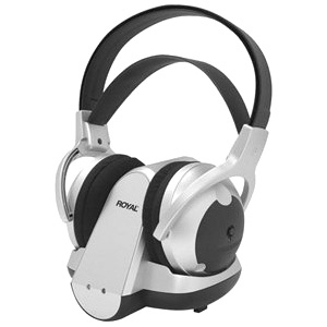 Royal Consumer Information Products, Inc 49100G Royal Headphone
