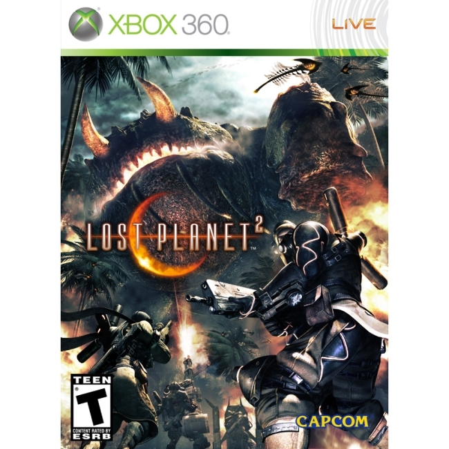 Capcom Entertainment, Inc 33019 Capcom Lost Planet 2