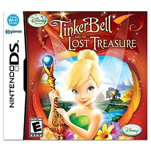 Disney Interactive 10201600 Disney Interactive Disney Fairies: Tinker Bell and Lost Treasure - Complete Product