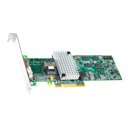 Intel Corporation RS2BL040 Intel RS2BL040 4-Ports SAS RAID Controller - Serial Attached SCSI - PCI Express x8 - Plug-in Card