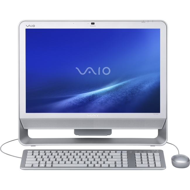 Sony Corporation VGCJS430F/S Sony VAIO JS430F/S Desktop Computer - Intel Pentium Dual-core E5400 2.70 GHz - All-in-One