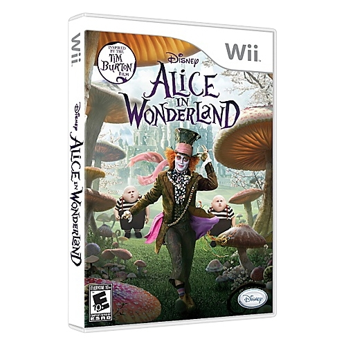 Disney Interactive 10132500 Disney Interactive Alice in Wonderland - Complete Product