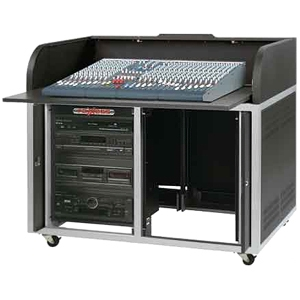 Chief Manufacturing ERT-ST Raxxess Elite ERT-ST A/V Equipment Cabinet