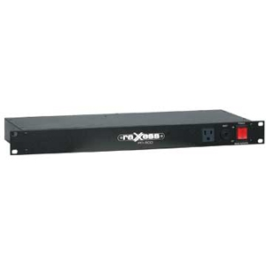 Chief Manufacturing PD-800 Chief Raxxess PD-800 8-Outlet PDU