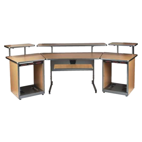Chief Manufacturing ACD-42-56M Raxxess ACD-42-56 Large Size Angled Center Studio Desk