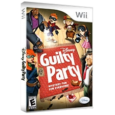 Disney Interactive 10159600 Disney Interactive Guilty Party - Complete Product
