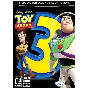 Disney Interactive 10155700 Disney Interactive Pixar Toy Story 3 - Complete Product