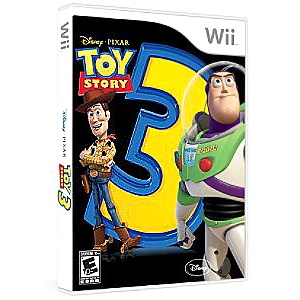 Disney Interactive 10028100 Disney Interactive Pixar Toy Story 3 - Complete Product