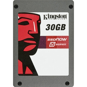 Kingston Technology Company SNV125-S2/30GB Kingston SSDNow SNV125-S2/30GB 30 GB Internal Solid State Drive