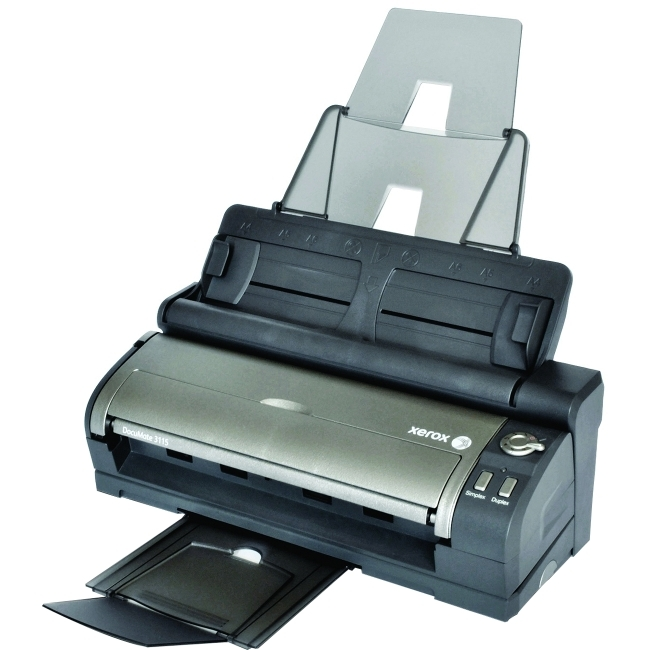 Xerox Corporation XDM31155M-WU Xerox DocuMate 3115 Sheetfed Scanner