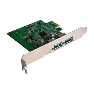 Micropac Technologies PCIX-USB30 MPT PCIX-USB30 2-port PCI Express USB Adapter