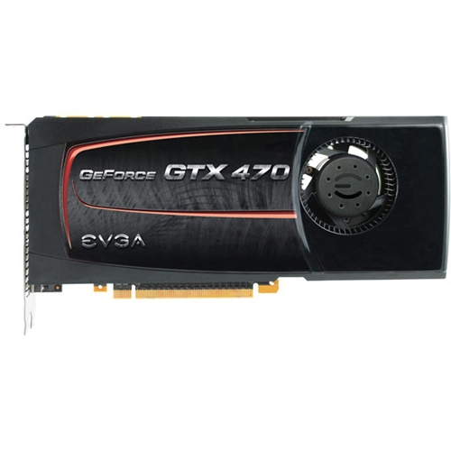 EVGA Corporation 012-P3-1472-AR EVGA 012-P3-1472-AR GeForce GTX 470 Superclocked Graphics Card