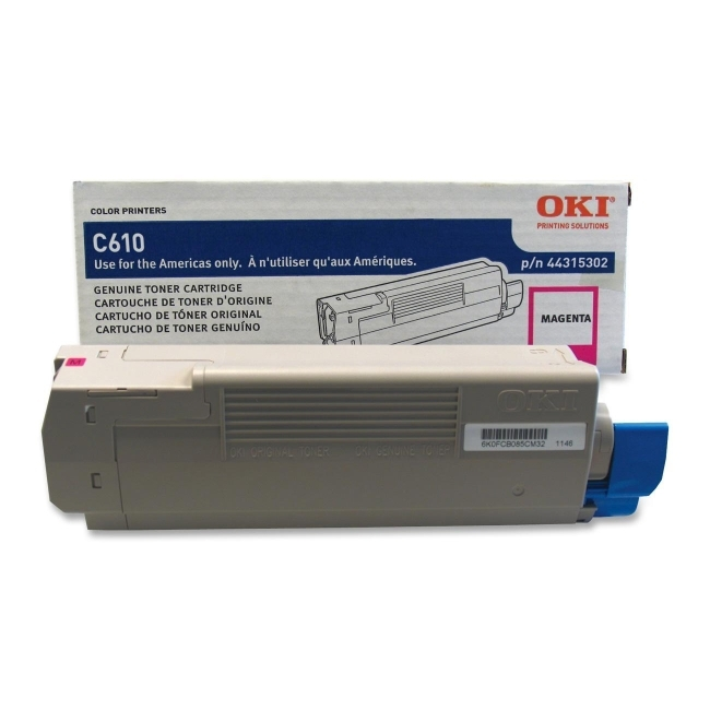 Oki Electric Industry Co., Ltd 44315302 Oki 44315302 Toner Cartridge