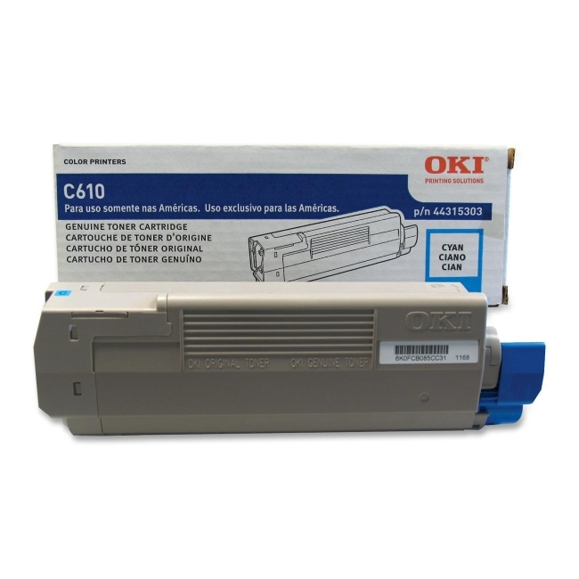 Oki Electric Industry Co., Ltd 44315303 Oki 44315303 Toner Cartridge