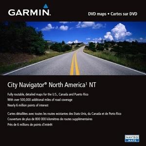 Garmin, Ltd 010-11546-00 Garmin City Navigator NT 010-11546-00 North America Digital Map