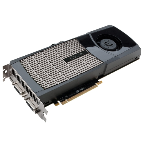 EVGA Corporation 015-P3-1482-TR EVGA 015-P3-1482-TR GeForce 480 Graphic Card - 726 MHz Core - 1.50 GB DDR5 SDRAM - PCI Express 2.0 x16