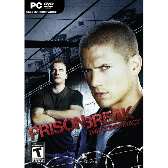 SouthPeak Interactive, LLC 00240 SouthPeak Deep Silver Prison Break - The Conspiracy - Complete Product