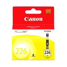 Canon, Inc 4549B001 Canon CLI-226 Ink Cartridge - Yellow