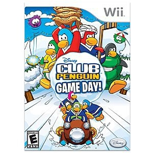 Disney Interactive 10119000 Disney Interactive Club Penguin Game Day!