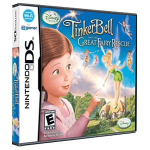 Disney Interactive 10508200 Disney Interactive Fairies: Tinker Bell and the Great Fairy Rescue - Complete Product
