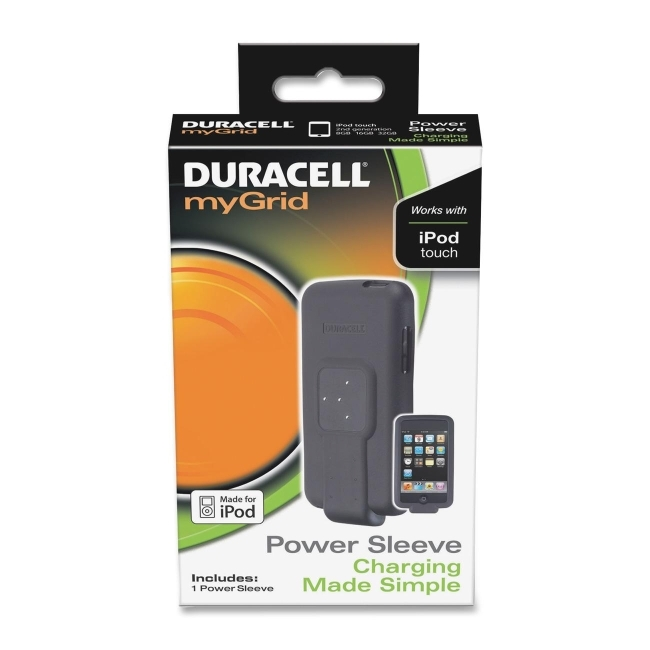 Procter & Gamble 000-41333-00359-7 Duracell 42535 myGrid Charging Power Sleeve