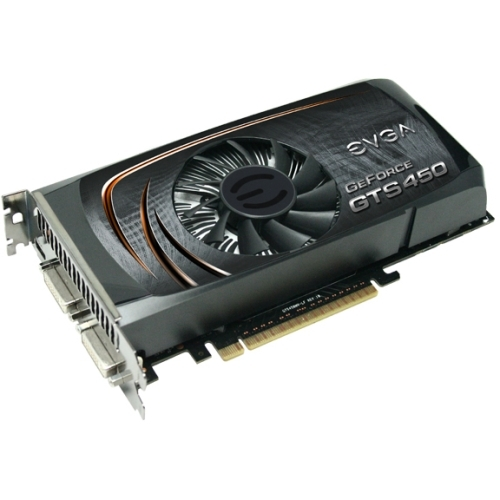 EVGA Corporation 01G-P3-1450-TR EVGA 01G-P3-1450-TR GeForce 450 Graphic Card - 822 MHz Core - 1 GB GDDR5 SDRAM - PCI Express 2.0 x16