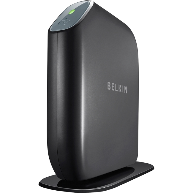 Belkin International, Inc F7D6301 Belkin F7D6301 Wireless Router - IEEE 802.11n (draft)