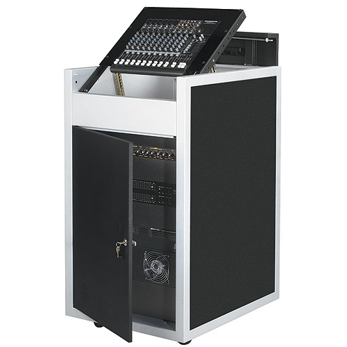Chief Manufacturing ECR-12\16ST Chief 16U + 12U Steel Elite Convert Rack
