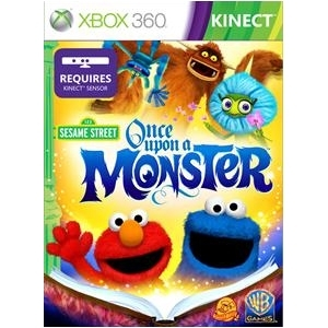 Warner Bros. Entertainment, Inc 1000203443 WB Sesame Street: Once Upon a Monster